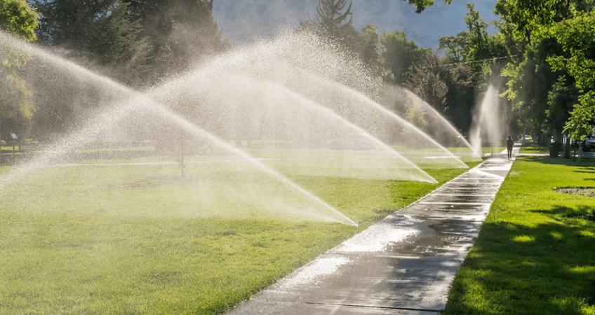 Bahçe Sulama Sistemleri Fiyatları - reel sulama peyzaj - ankara - türkiye