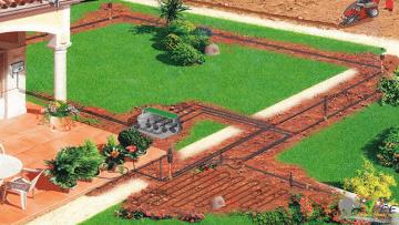 Otomatik Sulama Sistemi Nedir - Reel Sulama peyzaj inşaat - ankara - türkiye